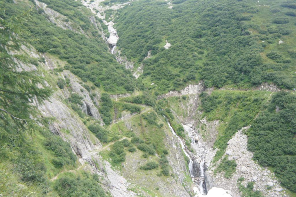Sentiero alto Bedretto
