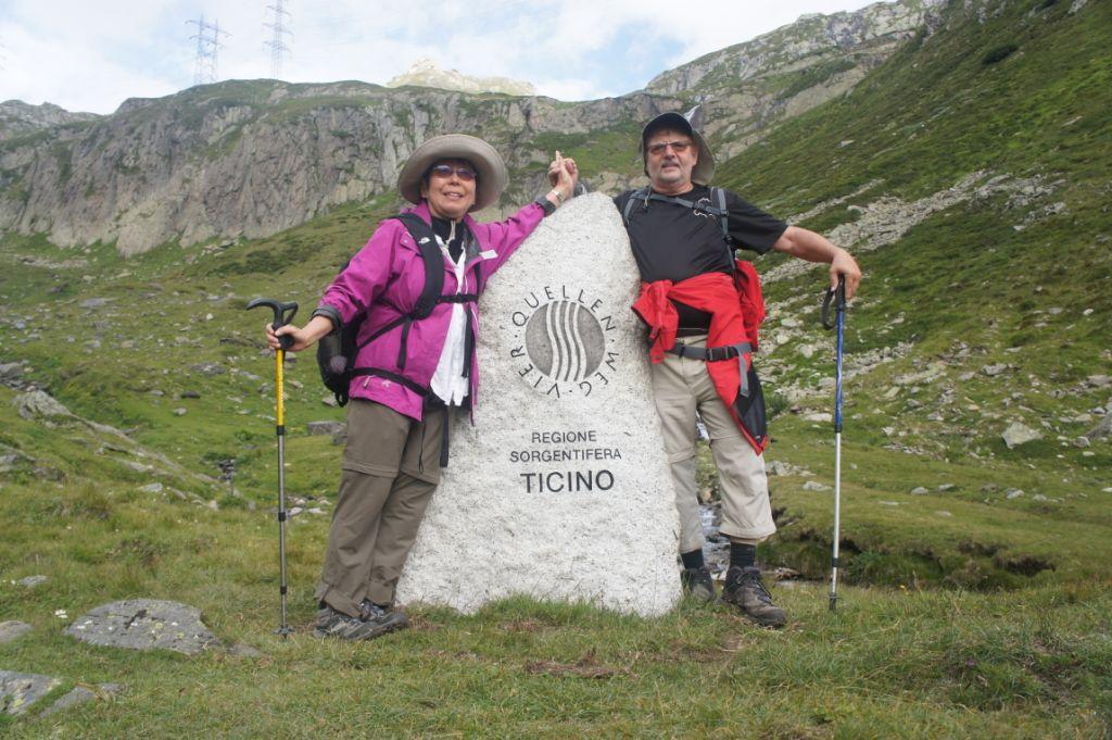 Quellregion des Ticino
