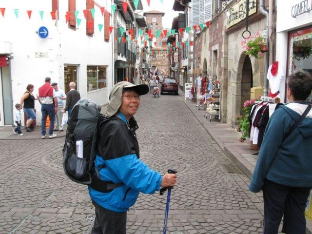 Saint jean pied de port burgos camino de santiago - St jean pied de port to santiago ...