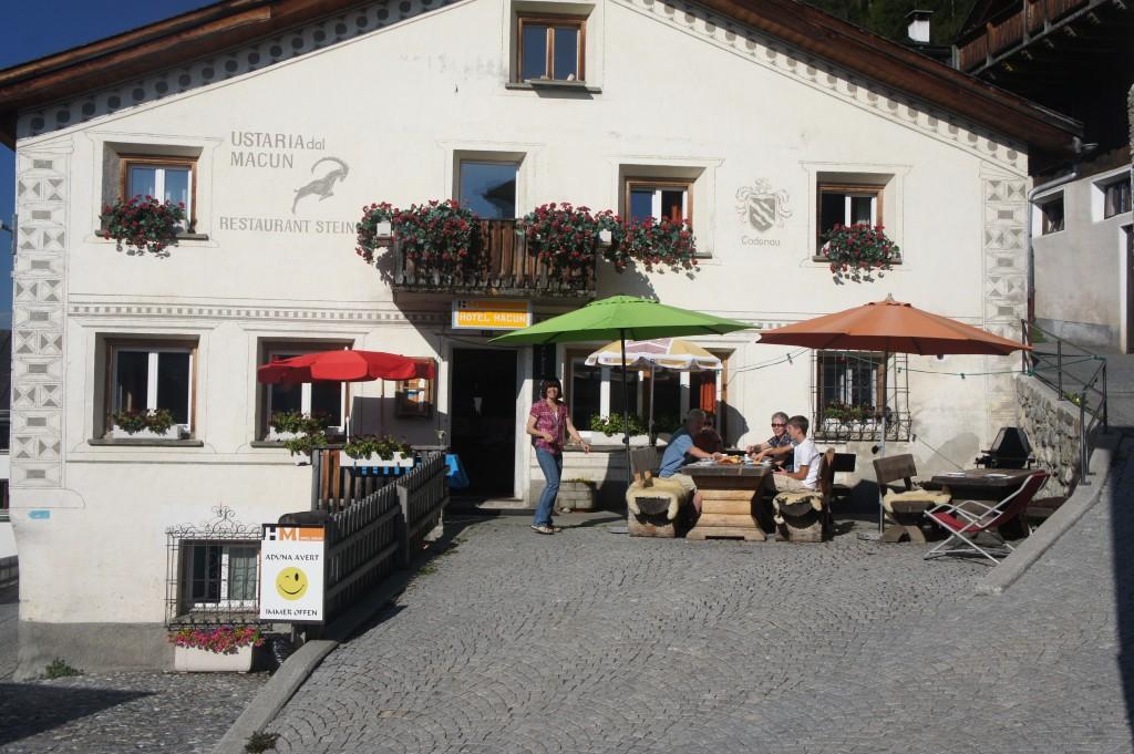 Hotel Macun, Tschlin