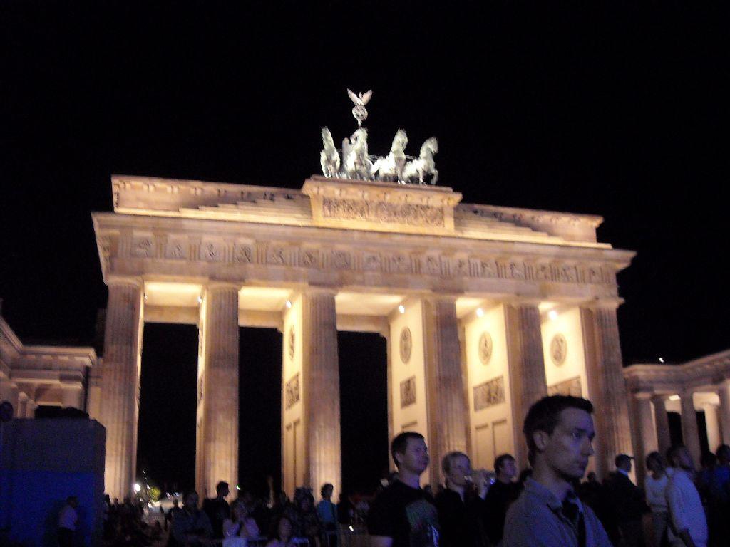 Das Brandenburger Tor - Viel Symbolik und Strahlkraft