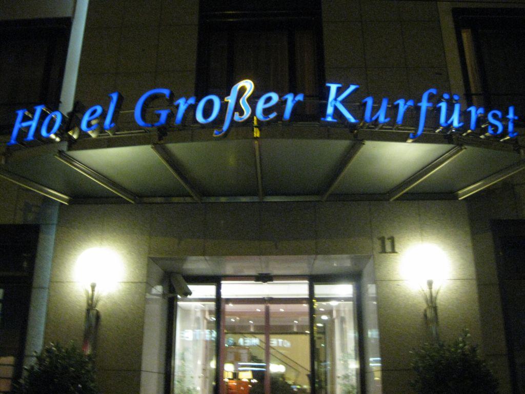 Unser Hotel - Ideale Anbindung an U-Bahn