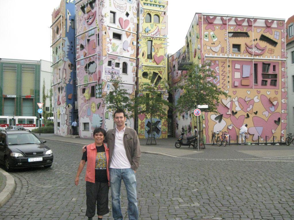 Kunst am Bau oder Baukunst in Braunschweig