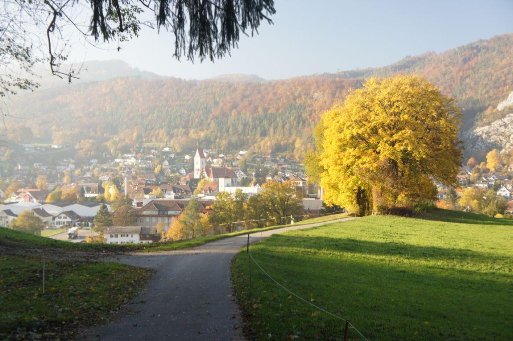 Balsthal im Herbst