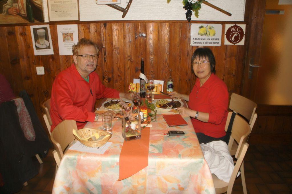 Restaurant Les Rochat