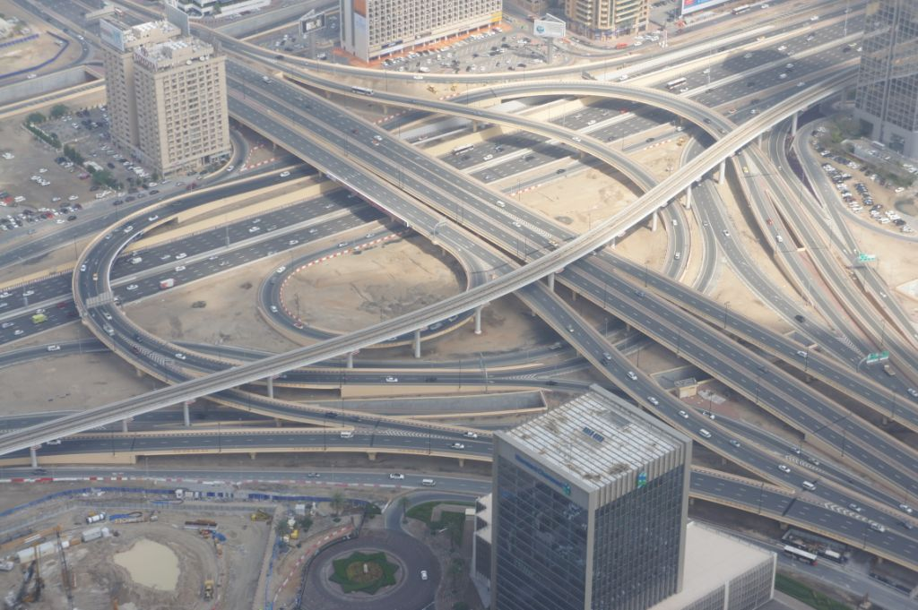 """Dubai - """"Stillleben"""" vom Burj Khalifa"""