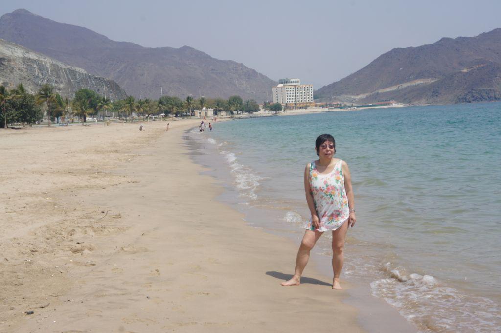 Fujairah - Sandstrand