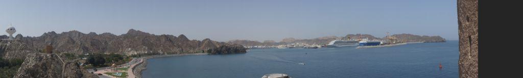 Muscat - Oman - Shoreline
