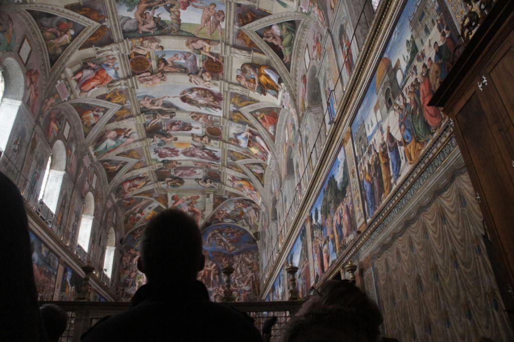 Sixtinische Kapelle, Vatikan