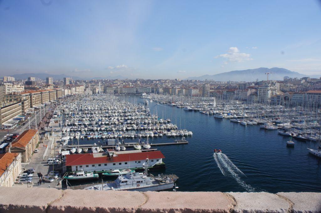 Marseille, Bootshafen