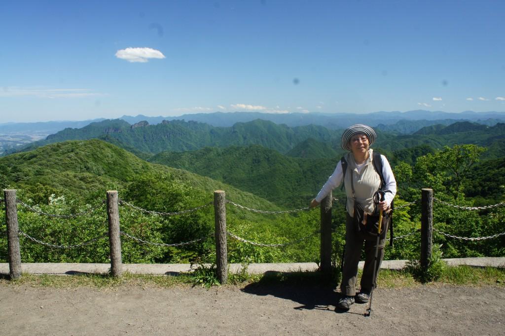 Usui-Toge,  1200 m ü. M.