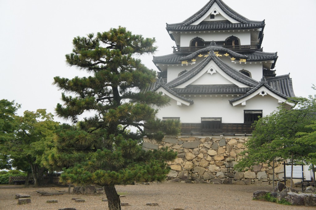Hikone Schloss