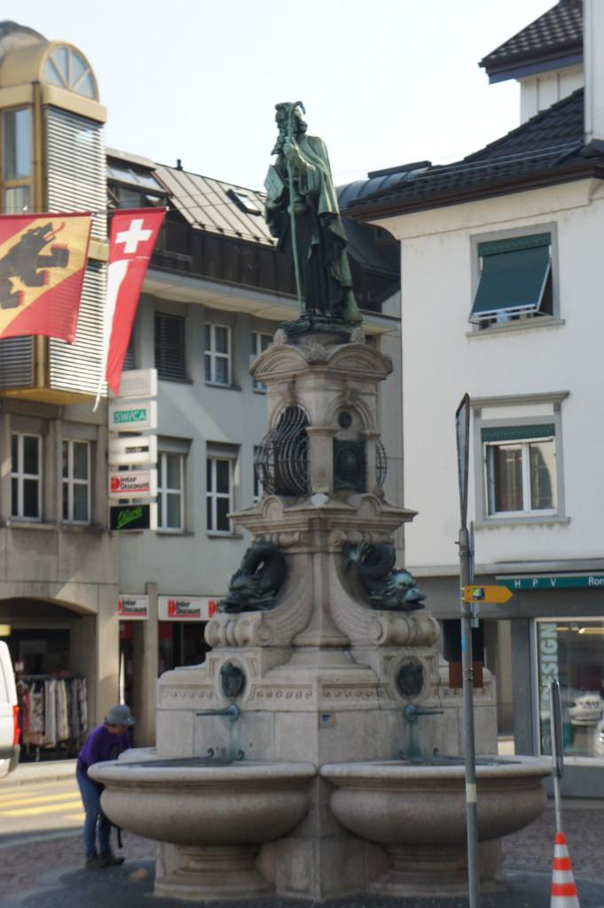 Jakobsbrunnen, Rorschach