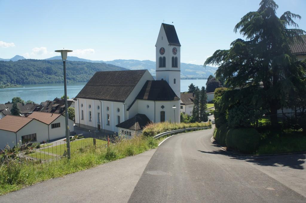 Schmerikon am Zürichsee