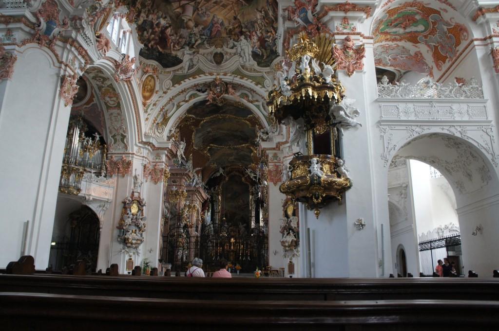 Einsiedeln, Klosterkirche