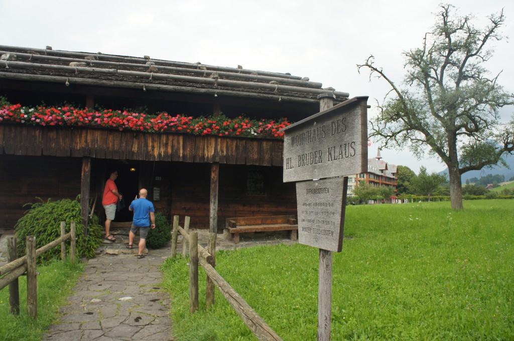 Wohnhaus des Hl. Bruder Klaus